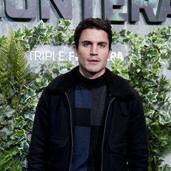 Álex González en el estreno de 'Triple Frontera' en Madrid