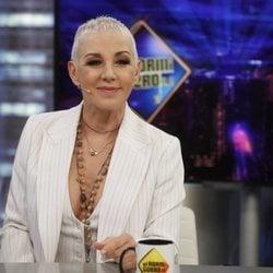 Ana Torroja en 'El Hormiguero' 2019