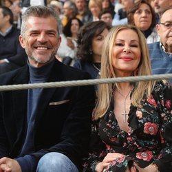 Ana Obregón en la Feria del Milagro de Illescas