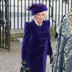 Camilla Parker en el Día de la Commonwealth 2019