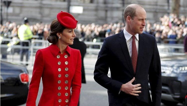 Los Duques de Cambridge en el Día de la Commonwealth 2019