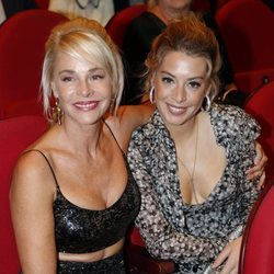 Belén Rueda y su hija Belén Écija en los Premios de la Unión de Actores