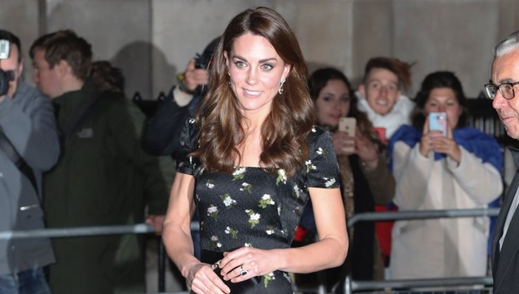 Kate Middleton en la National Portrait Gallery Gala