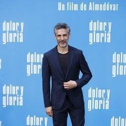 Leonardo Sbaraglia en la presentación de 'Dolor y gloria'
