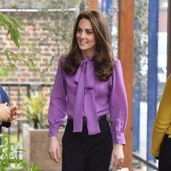 Kate Middleton visita el Henry Fawcett Childen's Centre de Kennington