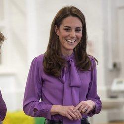 Kate Middleton en el Henry Fawcett Childen's Centre de Kennington
