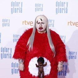 Soy una Pringada en la alfombra roja de 'Dolor y gloria'