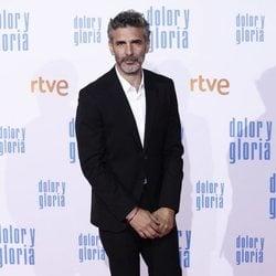 Leonardo Sbaraglia en la alfombra roja de 'Dolor y gloria'