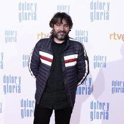Jordi Évole en la alfombra roja de 'Dolor y gloria'