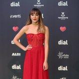 Aitana Ocaña en los Premios Cadena Dial 2019 en Tenerife