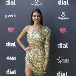 Ana Guerra en los Premios Cadena Dial 2019 en Tenerife