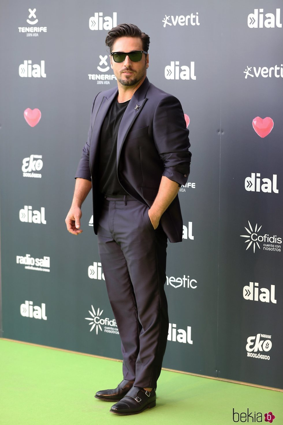 David Bustamante en los Premios Cadena Dial 2019 en Tenerife