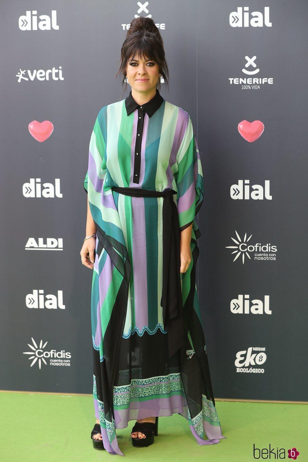 Vanesa Martín en los Premios Cadena Dial 2019 en Tenerife