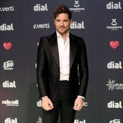 David Bisbal en los Premios Cadena Dial 2019 en Tenerife