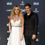 Marta Sánchez y Carlos Baute en los Premios Cadena Dial 2019 en Tenerife