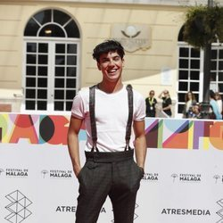 Óscar Casas en el Festival de Cine de Málaga 2019