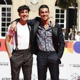 Los hermanos Casas en el Festival de Cine de Málaga 2019