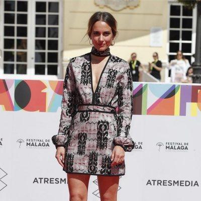 Silvia Alonso en el Festival de Cine de Málaga 2019
