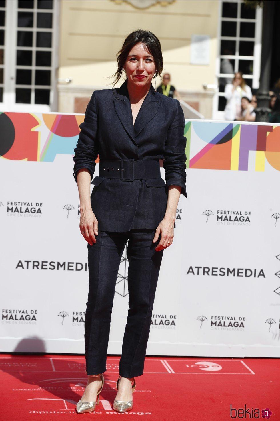 Lola Dueñas en el Festival de Cine de Málaga 2019