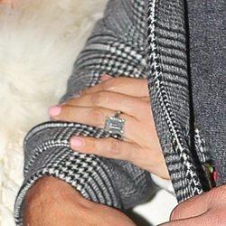 El anillo de compromiso de Jennifer Lopez