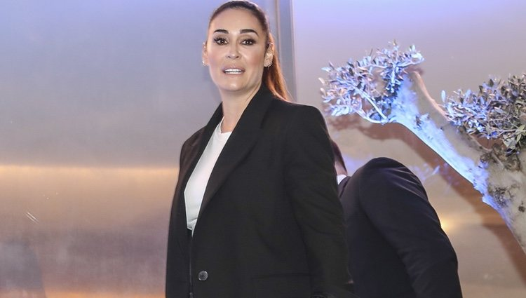 Vicky Martín Berrocal en la fiesta de inauguración de 'Insparya'
