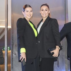 Vicky Martín Berrocal y Alba Díaz en la fiesta de inauguración de 'Insparya'