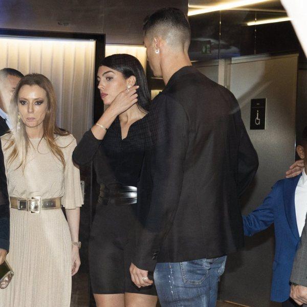 Inauguración de la clínica de transplante capilar de Cristiano Ronaldo, 'Insparya'