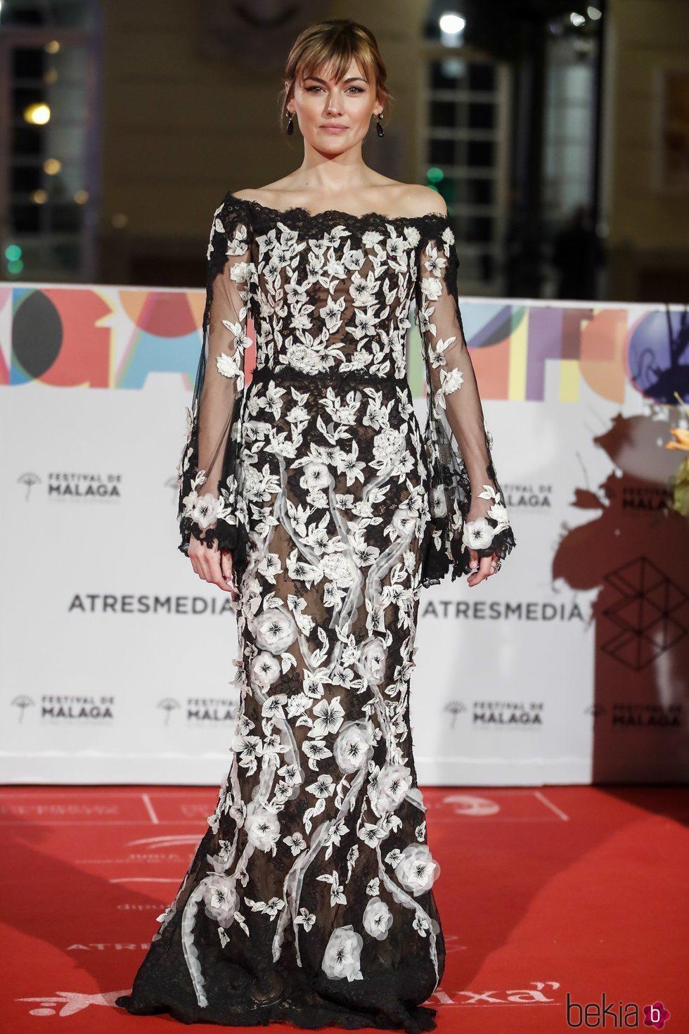 Marta Nieto en el Festival de Cine de Málaga 2019