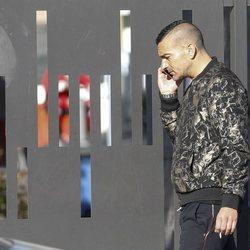 Paco, exnovio de Jorge Javier Vázquez le visita en el hospital tras sufrir un ictus
