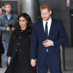 El Príncipe Harry y Meghan Markle el homenaje a las víctimas del atentando de Nueva Zelanda