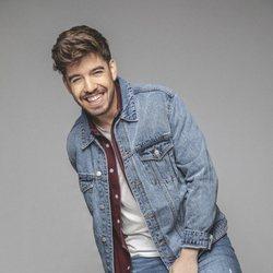 Roi Méndez en una foto promocional de su disco 'Mi lógico desorden'