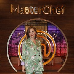 Samantha Vallejo-Nágera en la presentación de 'MasterChef 7'