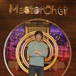 Jordi Cruz en la presentación de 'MasterChef 7'