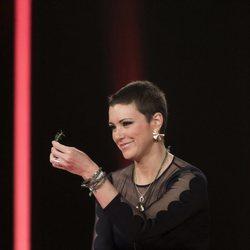 María Jesús Ruiz tras salvarse de la expulsión en la gala 12 de 'GH DÚO'