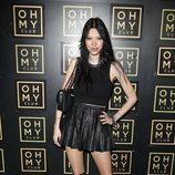 Alejandra Rubio, en el photocall de 'Oh my club' por su fiesta cumpleaños