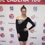 Vanesa Romero en La Noche de Cadena 100