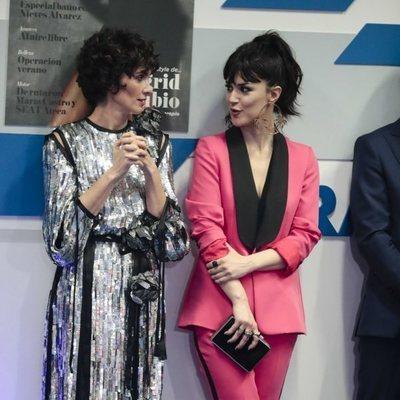 Paz Vega y Sara Vega en la sexta edición de los Premios 10 Lifestyle