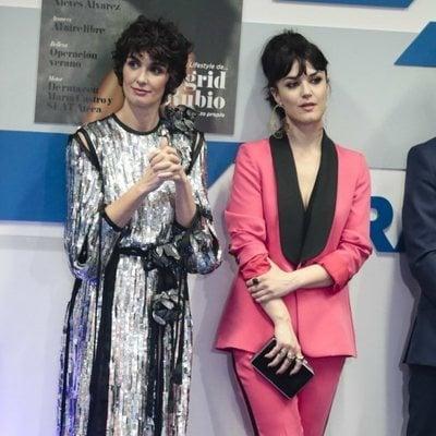 Paz Vega y Sara Vega en los Premios 10 Lifestyle 2018