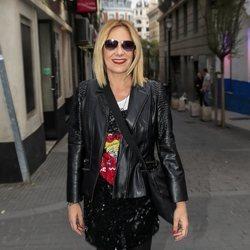 Belén Rodríguez en Madrid
