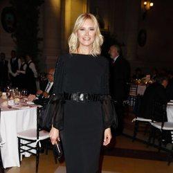 Valeria Mazza en la cena de gala por el Viaje de Estado de los Reyes Felipe y Letizia a Argentina