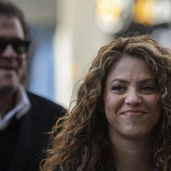 Shakira acude a un juicio tras ser demanda por plagio