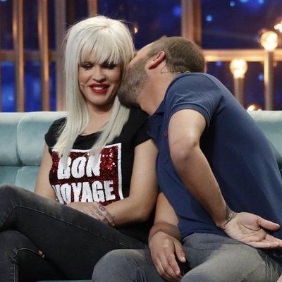 Ylenia Padilla y Antonio Tejado, muy cariñosos en la gala 13 de 'GH DÚO'