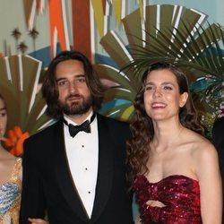 Carlota Casiraghi y Dimitri Rassam en el Baile de la Rosa 2019