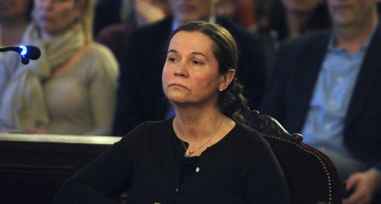 Montserrat González en el juicio por el asesinato de Isabel Carrasco