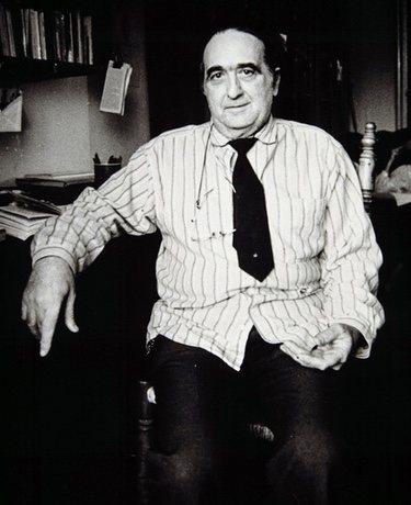 El escritor Rafael Sánchez Ferlosio