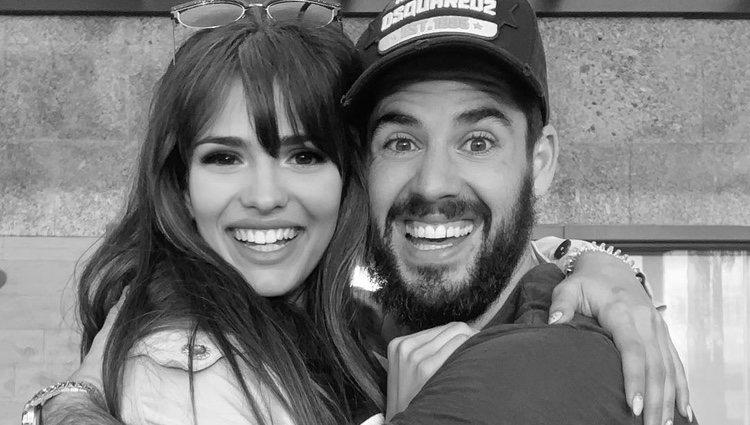 Sara Sálamo e Isco Alarcón, muy felices antes de ser papás