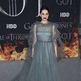 Emilia Clarke en la premiere de la 8ª temporada de 'Juego de Tronos'