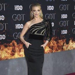 Natalie Dormer en la premiere de la octava temporada de 'Juego de tronos'