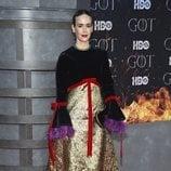 Sarah Paulson en la premiere de la octava temporada de 'Juego de tronos'