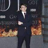 Jack Gleeson en la premiere de la octava temporada de 'Juego de tronos'